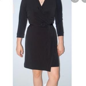 Lord and Taylor Wrap Dress
